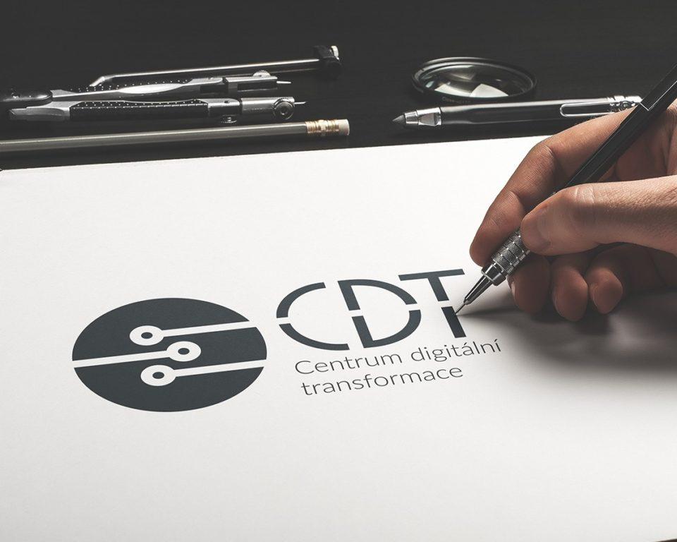 Logo – Centrum digitální transformace