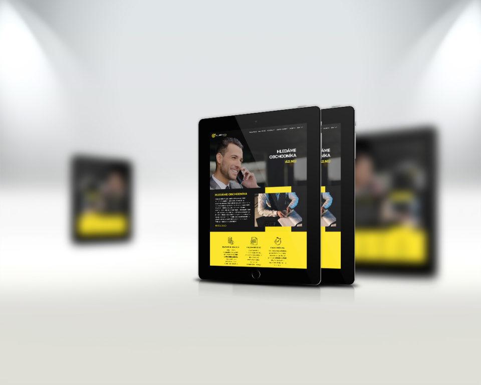 Redesign webových stránek – Nejlepsipracenasvete.cz