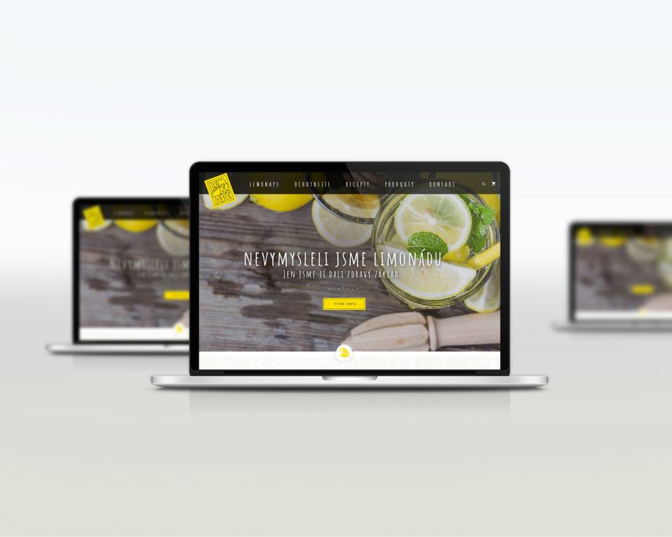 Modernizace e-shopu – Lemonape.cz