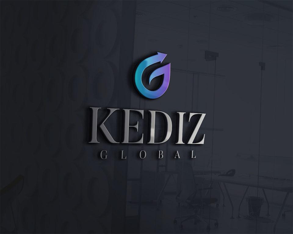 Tvorba loga – Kediz Global