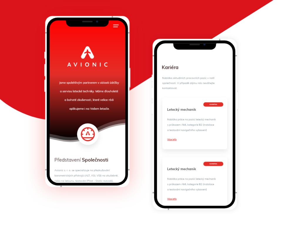 Rebranding – Avionic